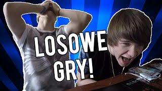 POSIKANI ZE ŚMIECHU! - LOSOWE GRY! [#1]