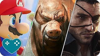 UBISOFT E3 2017: All Game Trailers from the Ubisoft Press Conference | E3 2017 RECAP