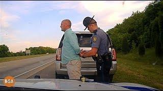 Asa Hutchinson's III 4th DWI Arrest - Part 1