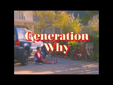 Generation Why - Conan Gray (Teaser) Oct. 3rd