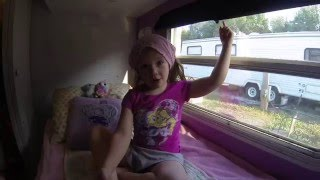 Tiny House Room by Room Tour: Kid's Bedroom