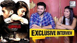 WATCH - Fun Moments With GENIUS Couple Utkarsh And Ishita   Exclusive   Lehren Originals