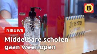 Coronaproof naar school | Omroep Brabant