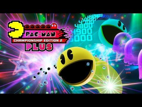 ¡Besame Pac-man azul! - Pac-man Championship Edition 2 Plus (Switch) DSimphony y Naishys