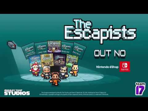 Видео № 2 из игры Escapists [PS4]