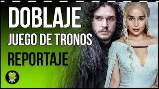 'Juego de Tronos': Las voces de Daenerys, Jon Snow y Meñique nos cuentan los secretos del doblaje