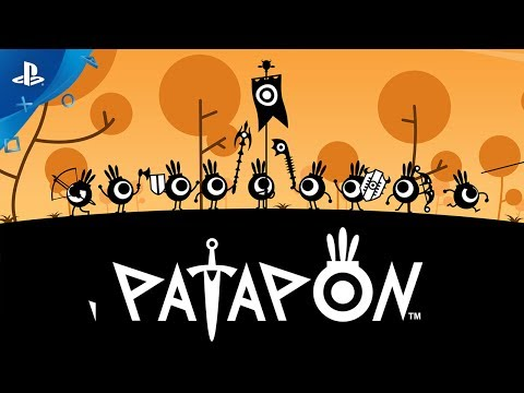 Patapon Remastered - PS4 Gameplay Demo with Shuhei Yoshida | E3 2017 thumbnail