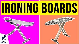 10 Best Ironing Boards 2020