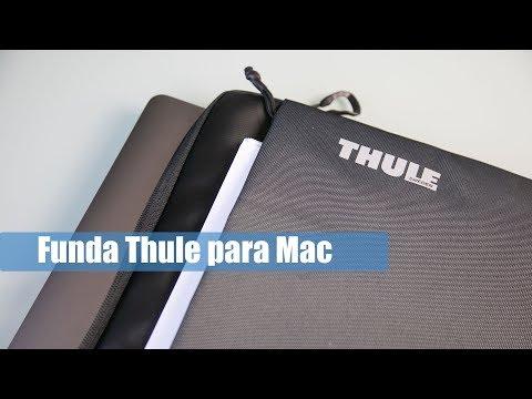 Funda Thule Subterra para portátil - Análisis en Español