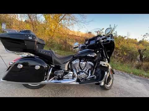 2018 Indian Roadmaster® ABS in Muskego, Wisconsin - Video 1