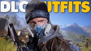 10 BEST DLC Outfits In Ghost Recon Wildlands