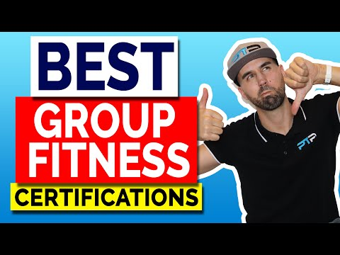 Best 4 Group Fitness Certification Options to Choose from! - YouTube