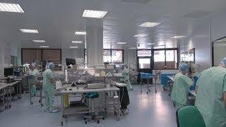 Stérilisation : Un process maîtrisé