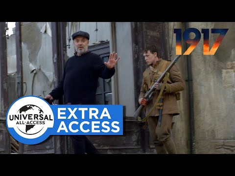 The Incredible Story Behind 1917 | Extra Access
