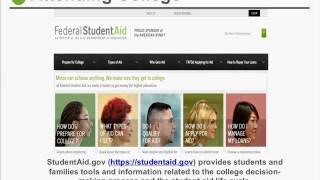 Finex Webinar: Federal Financial Education Resources