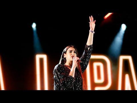Dua Lipa - Lost In Your Light (Radio 1's Big Weekend 2017)