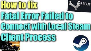 Descargar MP3 de Fatal Error Failed To Connect With Local Steam