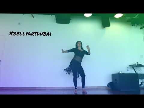 شيرين قلة النوم Sherine Ellet El Nom - Beginner Belly Dance Choreography