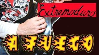 COMO TOCAR A FUEGO/ EXTREMODURO (CON TABS)