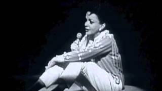 "Restored Audio: Judy Garland at the London Palladium ""His Is The Only Music That Makes Me Dance"""