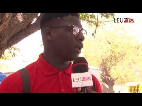 les sénégalais en colère après le match nul face au Japon