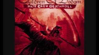 Children Of Bodom - Lil' Bloodred Ridin' Hood [Lyrics]