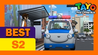 The Perfect duo, Rookie and Pat l Popular Episode l Tayo the Little Bus l S2 #02
