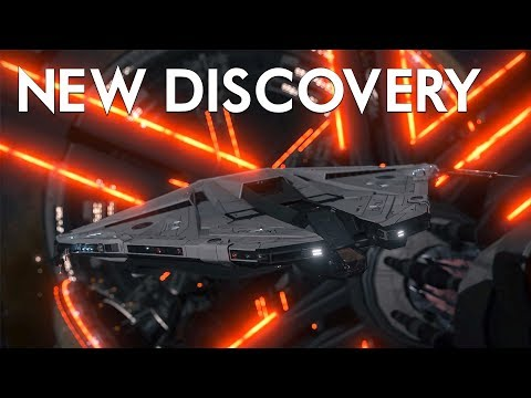 Elite Dangerous - New Discovery Found - The Story Of A Generation