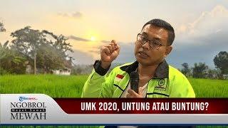 Ngobrol Mewah - UMK 2020 Untung atau Buntung? Bersama Suharno (Ketua DPD SBSI 92 Jateng)