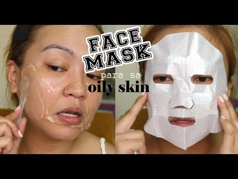 My Favorite FACE MASKS for OILY SKIN!