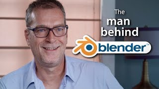 ENTREVISTA COM O CRIADOR DO BLENDER!