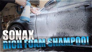 Sonax Xtreme RICH FOAM Shampoo   Mischungsverhältnis Gloria FM10 und Gloria FM30   83metoo