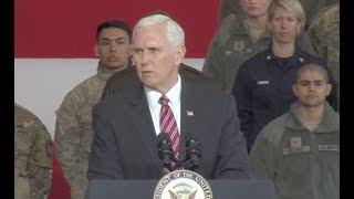 VP Pence At Yokota Air Base - Full Speech