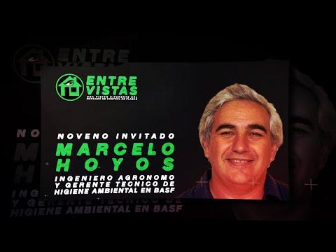 Entre Vistas Capítulo 9. Marcelo Hoyos