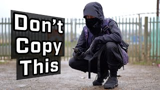Why You Shouldnt Buy Techwear Clothing
