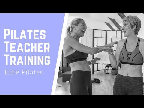 Pilates Course (Pilates Teacher Training Level 3 Diploma) - YouTube