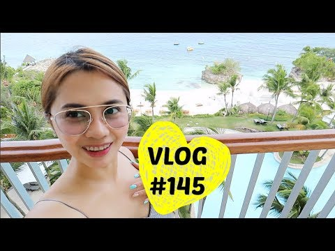 VLOG#145: One Hour Cebu Beach Vlog sa Top Resort Hotels! | Anna Cay ♥