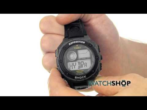649bc2b1d83c Timex Men s Expedition Vibe Shock Alarm Chronograph Watch (T49982) -  Action.News ABC Action News Santa Barbara Calgary WestNet-HD Weather Traffic