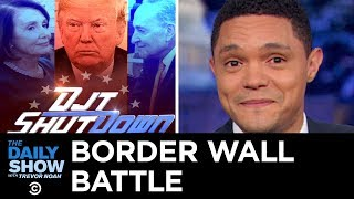 Did Trump Just Botch His Border Wall Negotiation On Live TV?  | The Daily Show