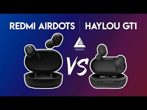 🔥 Redmi Airdots VS Haylou GT1 ¿Cual es mejor?