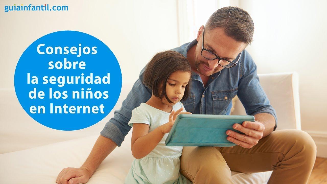 Consejos para la seguridad de los niños en internet | Conecta Con Tu Hijo