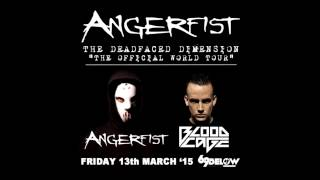 Bloodcage @ Angerfist The Deadfaced Dimension World Tour   Glasgow