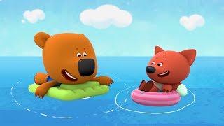 Мультики - Ми-ми-мишки 🌞 Летний сборник - Все серии про летние развлечения! Мультфильмы для детей