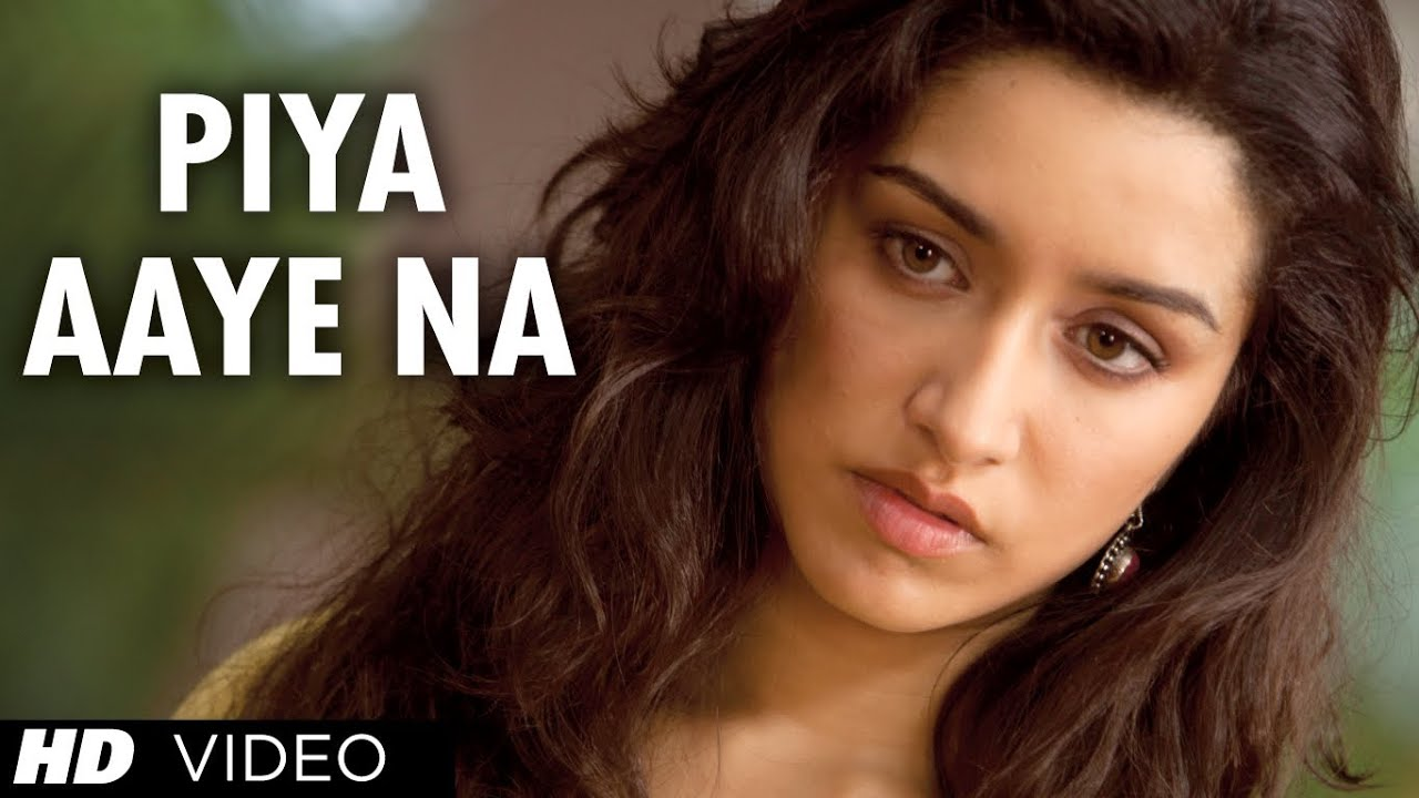 Piya Aaye Na Hindi lyrics