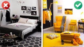 ٢٨ طريقة رائعة لتحديث غرفتك