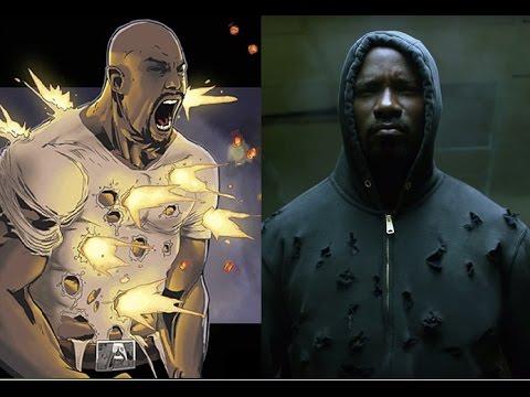Luke Cage is Power Man!