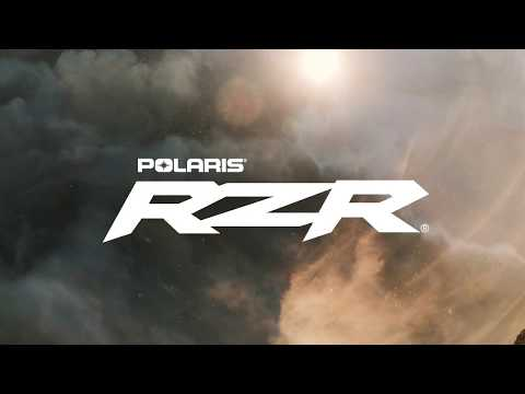 2021 Polaris RZR Turbo S 4 Lifted Lime LE in Elkhart, Indiana - Video 1