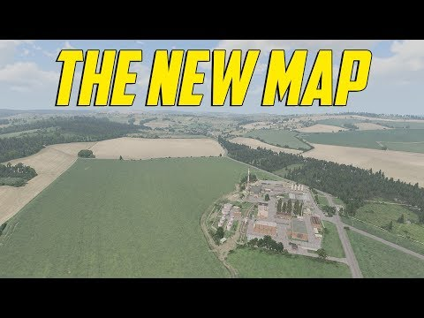 ARMA 3 - The New Map