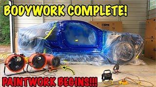 Rebuilding A Wrecked 2018 Camaro ZL1 Part 11