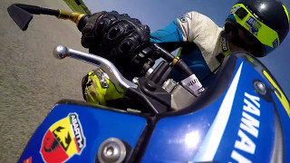 GOPRO-OHVALE GP-0 onboard- Circuito vincenza Ispica